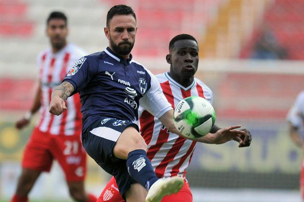 Layún juega actualmente en Rayados. (Foto: EFE)