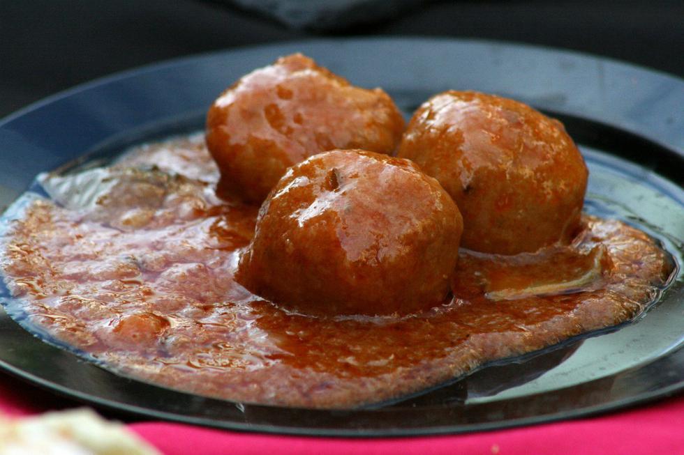 Albóndigas, el plato tradicional que gusta a todo el mundo. (EstudioWebDoce | Pixabay)