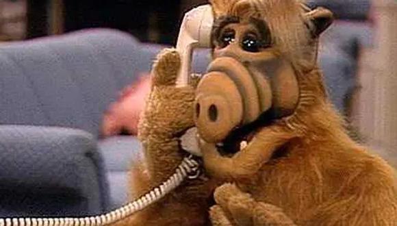 Alf fue un personaje muy peculiar que se ganó al público, pero la verdad es que sus actores vivían muy infelices dentro de los estudios de grabación (Foto: NBC)