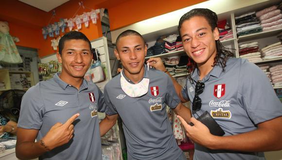Aquen equipo peruano quedó a dos puntos de la clasificación al mundial. (Foto: Archivo GEC)