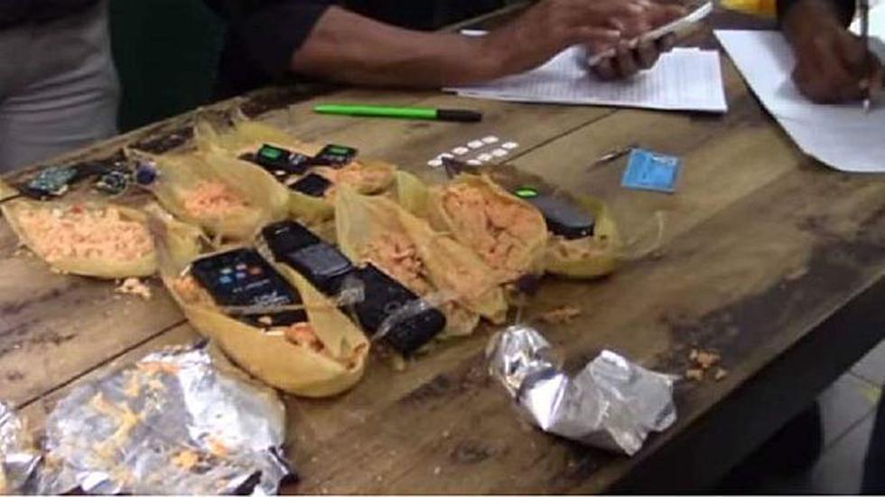 Cajamarca: mujer intentó ingresar celulares a penal en humitas  - 1