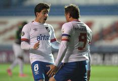 Alianza Lima cayó frente a Nacional y cerró la Copa Libertadores con un solo punto