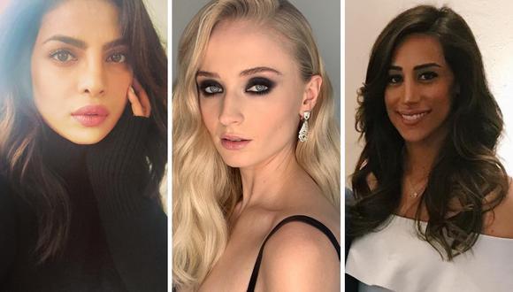 """Priyanka Chopra, Sophie Turner y Danielle Jonas comparten divertida fotografía como las """"J Sisters"""" (Fotos: Instagram)"""