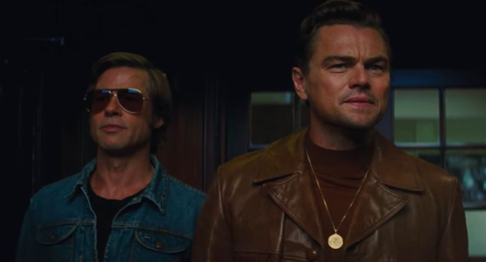 """""""Once upon a time in Hollywood"""". (Foto: Difusión)"""