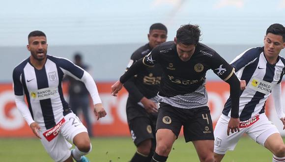 Alianza Lima vs. Cusco FC: por la Liga 1 Movistar. (Foto: Twitter)