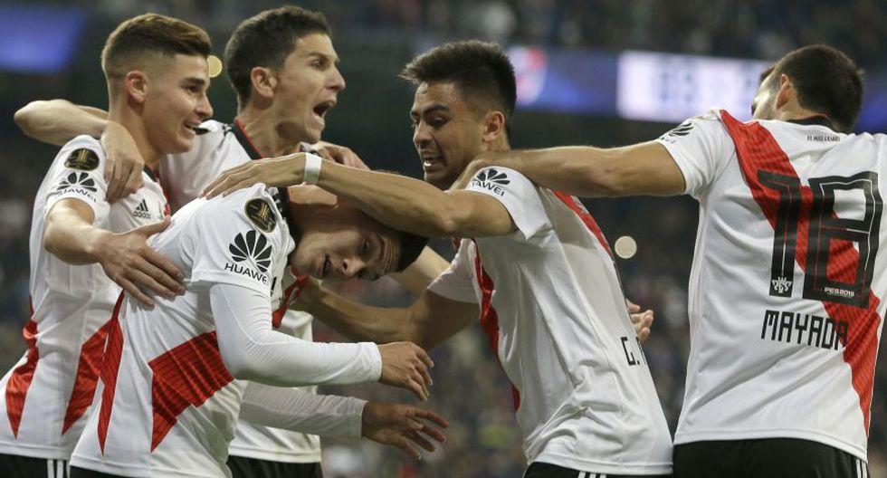 River Plate campeón de la Copa Libertadores 2018: 'Millonarios' ganaron 3-1 Boca Juniors en la superfinal. (Fotos: AFP / AP / Reuters)