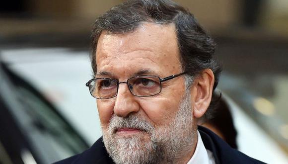 """Rajoy debe dar """"un paso atrás"""", afirma miembro de su partido"""