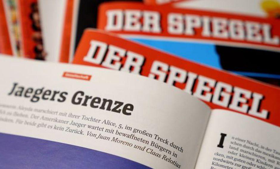 Der Spiegel es una de las revistas más importantes de Alemania. (Foto: Alexander Becher)