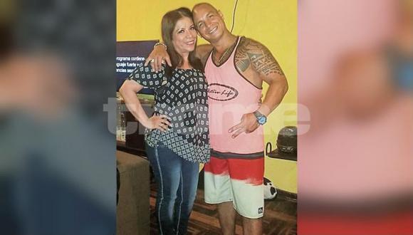 Katherine Montero reveló que Isabel Díaz envío a su hijo a comprar una cizalla, a fin de romper el candado de una puerta y acceder al primer piso de la vivienda ubicada en el jirón Estado Unidos, donde vivían las víctimas. (Trome)