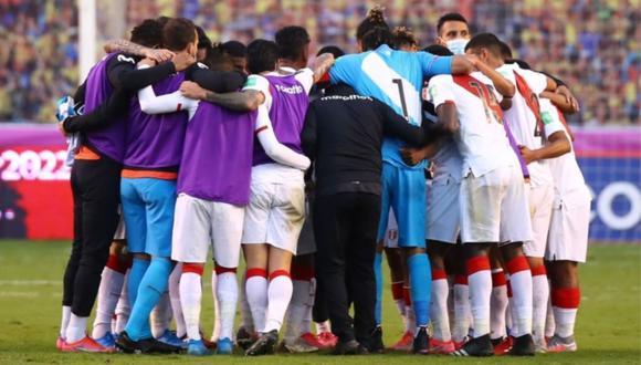La selección peruana debutará en la Copa América 2021 este jueves (7 p.m.) ante Brasil. (Foto: FPF)