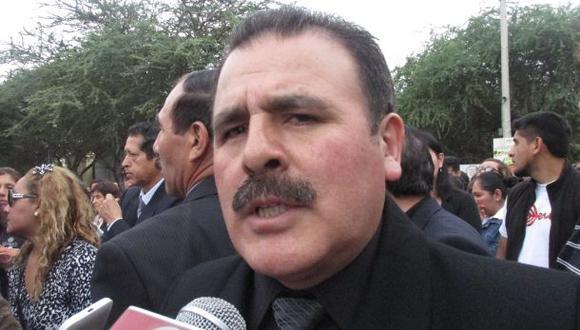 Jorge Rimarachín pide que se investigue la muerte de su hermano