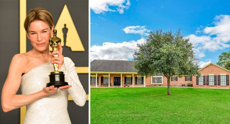 La casa cuenta con 2,897 pies cuadrados y está ubicada a unos 48 kilómetros al oeste de Houston. (Foto: Realtor)