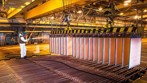 Además de Tía María, la cartera de inversión de Southern Copper incluye los proyectos Los Chancas, Michiquillay y una nueva fundición y refinería en Ilo. (Foto: GEC)<br>