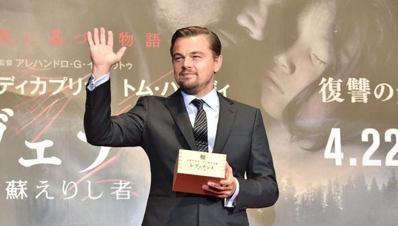 """""""Hoy hemos lanzado America's Food Fund para apoyar a Feeding America y World Central Kitchen"""", anunció Leonardo DiCaprio. (Foto: AFP)"""