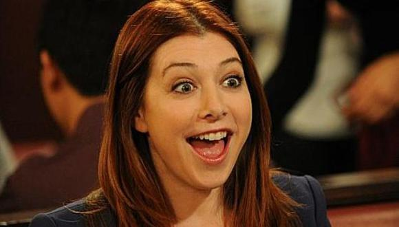 "La actriz Alyson Hannigan interpretó a Lily Aldrin durante las nueve temporadas de ""How I Met Your Mother"" (Foto: CBS)"