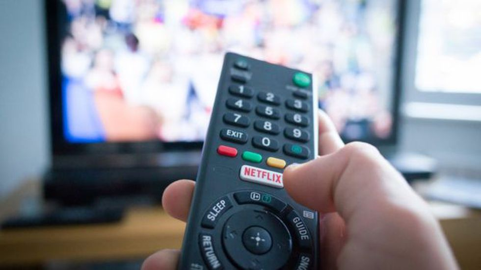 Más de la mitad de los suscriptores de Netflix no son estadounidenses. (Foto: Getty Images/BBC)