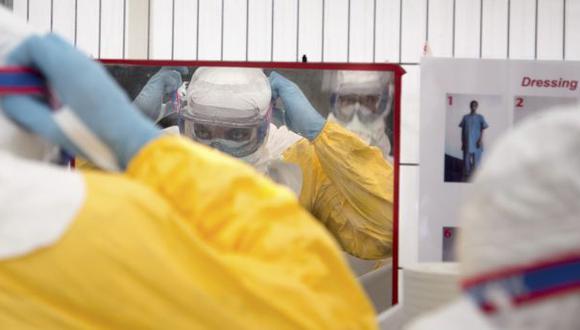OMS: el número de infectados por ébola podría llegar a 20.000