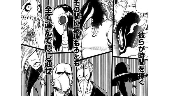 My Hero Academia: los 10 personajes del manga que pronto se unirán a la temporada 4 del anime (Foto: Shueisha)