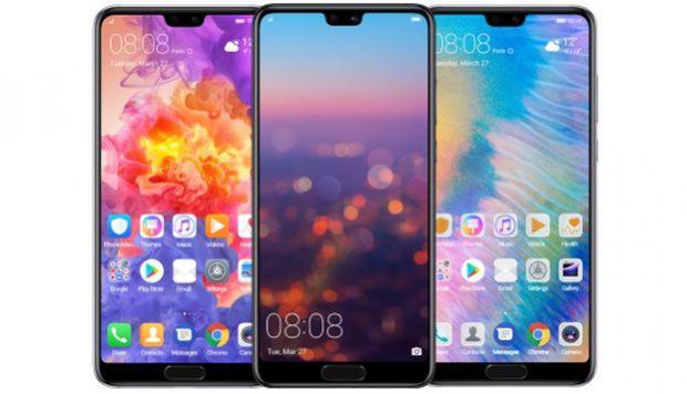 P20. Pantalla: 5.8 pulgadas. Resolución: 1080 x 2240 pixeles Batería: 3400 mAh. Procesador: Hisilicon Kirin 970 RAM: 4 GB. Memoria interna: 128 GB. Cámara principal: 20 + 20 / Cámara frontal: 24 MP. Versión del software: Android 8.1 Precio: S/. 2349.00. (Foto: Huawei)