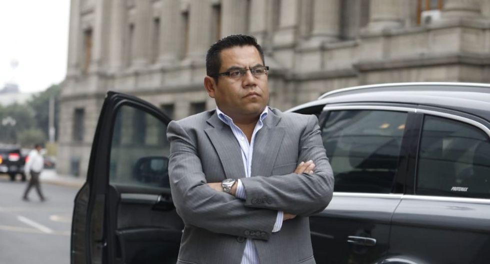 Gabriel Prado es investigado por la presunta comisión del delito de asociación ilícita para delinquir y otros en agravio del Estado. (Foto: Piko Tamashiro-GEC)