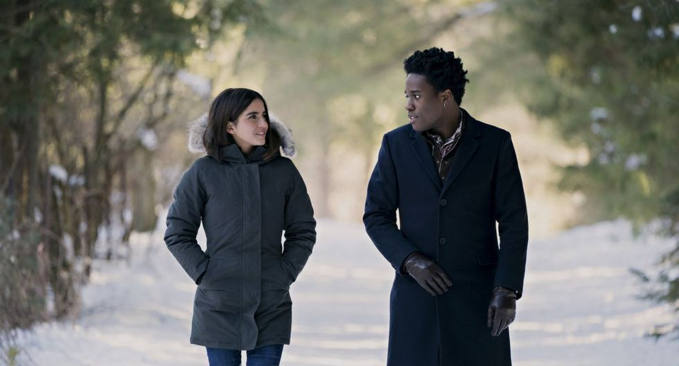"""Escena de la película de Netflix """"Let It Snow"""". (Foto: Difusión)"""