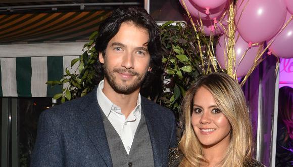 Carlos Torres y su novia Joanna Castro están juntos desde el 2012. (Foto: 15 minutos Colombia)