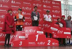 Luz Mery Rojas logró primer puesto en10K en el Run Tour Avianca