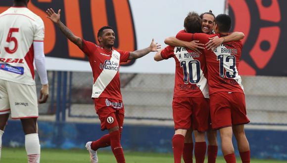 Universitario enfrentó a UTC por la Fase 2 de la Liga 1