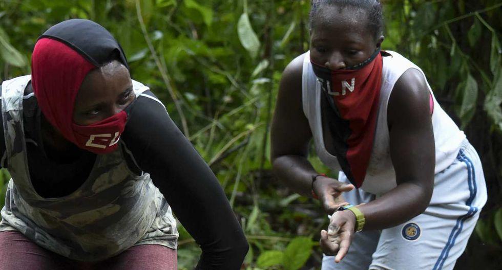 Autoridades han denunciado que el ELN está reclutando a niños menores de 16 años de edad. (Foto: AFP)