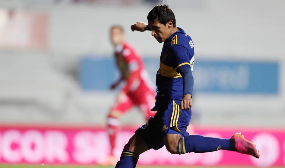 Boca Juniors enfrentó a Unión Santa Fe por la Liga Profesional Argentina   Foto: Boca Juniors