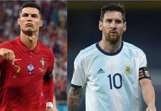 Cristiano Ronaldo y el reto de romper un récord que para Messi es casi imposible alcanzar