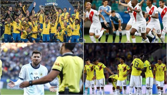 Copa América 2019: Esto fue lo que nos dejó el torneo que se jugó en Brasil.