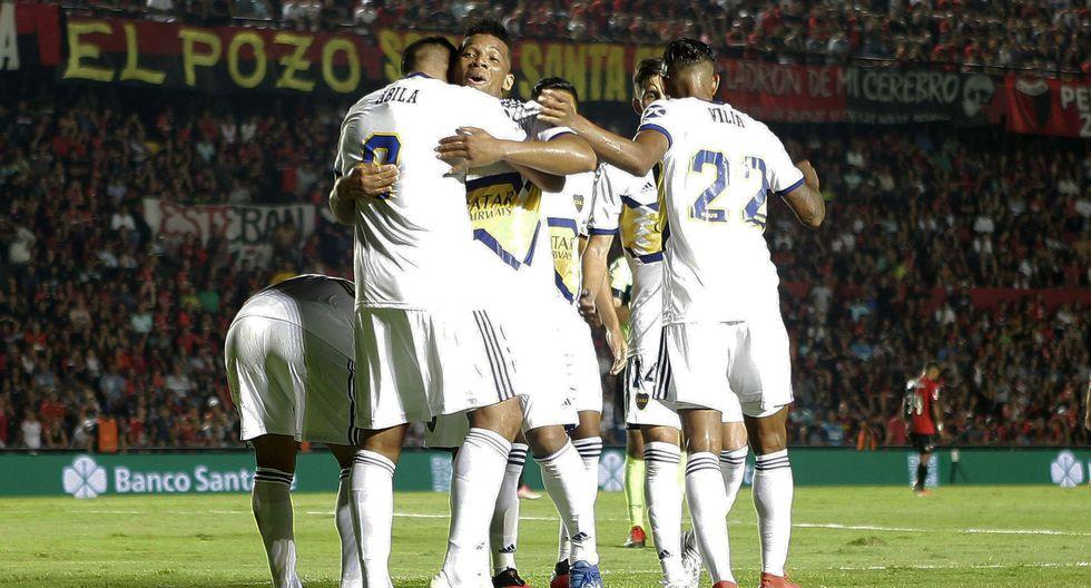 Boca Juniors visitará este martes al Caracas, en su estreno en la Libertadores 2020. El partido copero en Venezuela marcaría el debut de Carlos Zambrano en el club 'xeneize'. (Foto: @BocaJrsOficial)
