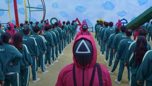 'El juego del calamar' es una de las películas más visitadas en la plataforma de Netflix. (Foto: Netflix)