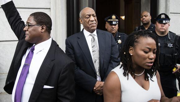 Cosby, de 79 años, es acusado de usar sedantes para abusar de Andrea Constand, en el año 2004.