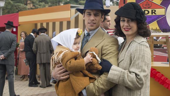 """Imagen oficial de la cuarta temporada de """"Las chicas del cable"""". (Foto: Netflix)"""