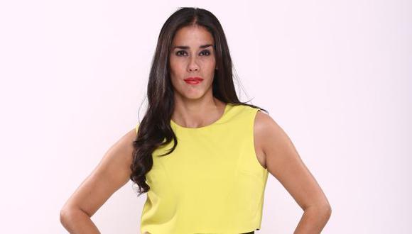 "Gianella Neyra: ""Cristian Rivero y yo somos muy discretos"""