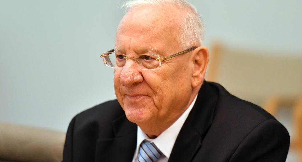 El presidente de Israel, Reuven Rivlin, otorgó 48 horas extras de plazo al primer ministro Benjamin Netanyahu y a su ex rival Benny Gantz. (AFP/MICK TSIKAS)