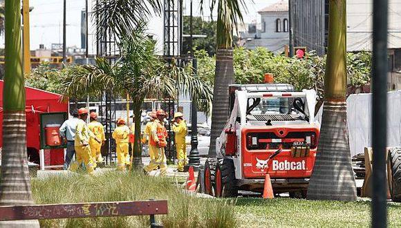 OAS venderá activos de constructora del proyecto Línea Amarilla