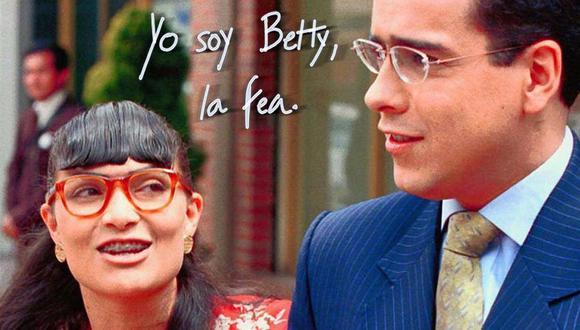 Betty y don Armando, después de todo lo que tuvieron que pasar, llegaron al altar (Foto: Yo soy Betty, la fea / RCN)