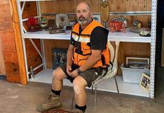 """""""Solo quería ver la luz"""": El testimonio Mario Sepúlveda, uno de los 33 mineros rescatados hace 10 años en Chile"""