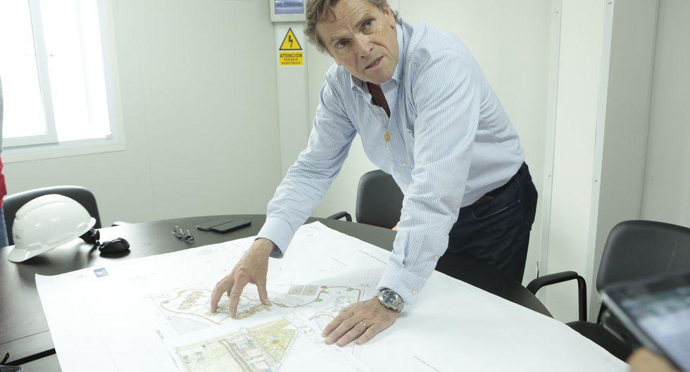 Carlos Neuhaus aseveró que el nivel de mantenimiento de la infraestructura en el Perú era malo. (Foto: GEC)