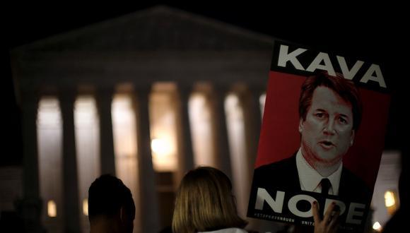 Brett Kavanaugh: La Casa Blanca recibe el informe del FBI sobre las acusaciones al juez candidato a la Corte Suprema de Estados Unidos. (Reuters).