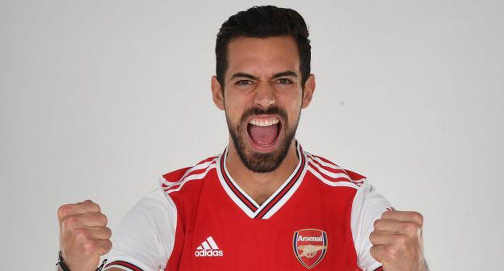 Pablo Marí dejó Flamengo y jugará en el Arsenal hasta el final de la temporada. (Foto: Arsenal)