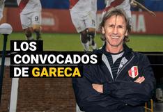 Ricardo Gareca HOY lista de convocados para Eliminatorias Qatar 2022