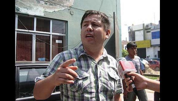 Hijo de congresista Crisólogo busca anular prisión preventiva