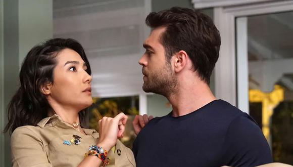 """""""En todas partes tú"""" es la nueva serie turca que promete ganarse el corazón de la audiencia (Foto: Fox)"""