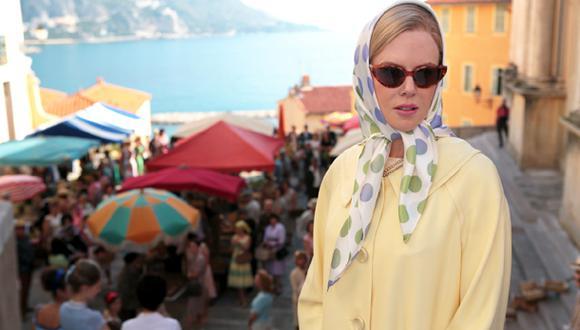 """""""Grace of Mónaco"""": presentan un nuevo adelanto del filme"""