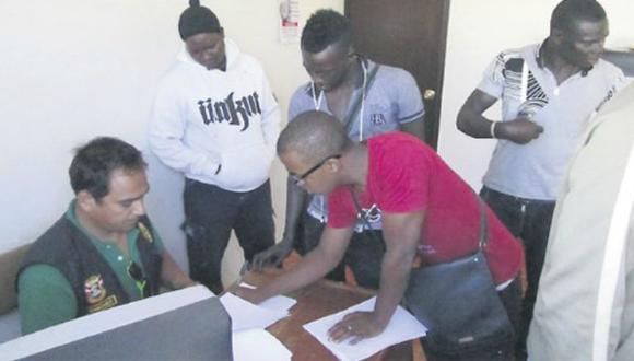 Casi 600 haitianos ilegales han sido detenidos este año