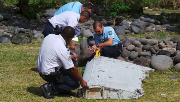MH370: ¿Cómo unos crustáceos podrían esclarecer el misterio?